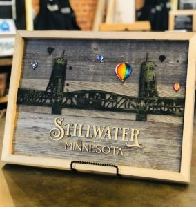 Stillwater Lift Bridge Sign Class May 21st