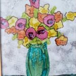 Painting with Alcohol Ink Class June 5th