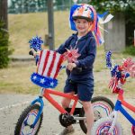 Lake Elmo 4th of July Kids Parade