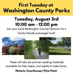 First Tuesday at Pine Point Regional Park