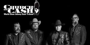 St. Croix Valley Summer Music Series featuring Church of Cash – A Tribute to Johnny Cash