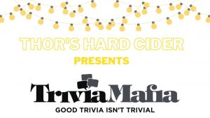Trivia in the Taproom on Friday's