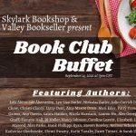 Book Club Buffet - Virtual Event