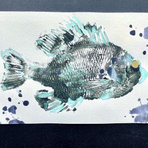 Gyotaku Fish Prints