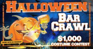 Halloween Bar Crawl