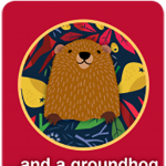 ...And a Groundhog in a Pear Tree