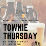 Townie Thursday at Lift Bridge Brewery