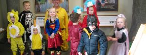 Preschool Story Time: Costumes & Critters