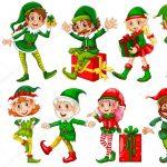 Elf Takeover on Main Street