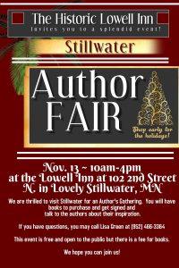 Stillwater Author Fair