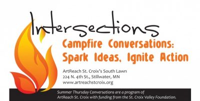 Intersections - Campfire Conversations for Artists