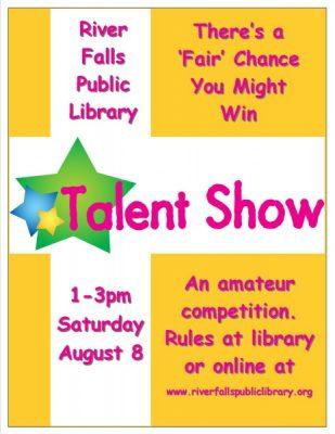 Amateur Talent Competition