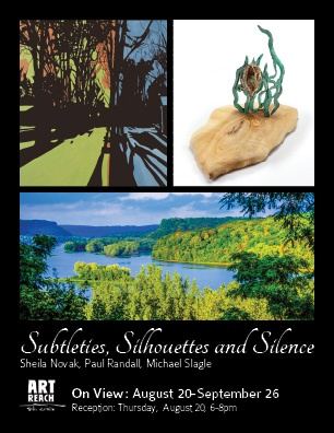 """""""Subtleties, Silhouettes and Silence"""" Gallery Exhibition"""