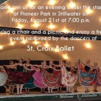St. Croix Ballet's Annual Summer Gala in the Park