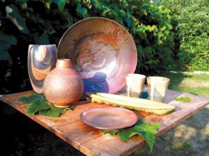 Earth to Table - Fall Pottery Event & Reception
