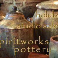 Spiritworks Pottery Holiday Studio Sale