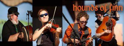 Live Irish Music: Hounds of Finn (Harvest Fest Weekend)