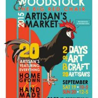 Woodstock 2015 Artisans Market