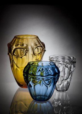 Alan Honn Glass Showroom