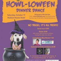 Howl-loween Bash Dinner Dance