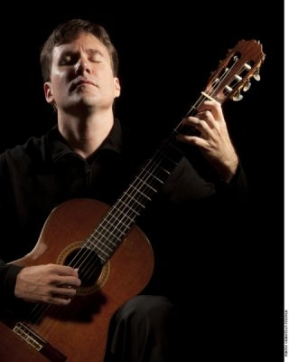 Classical Guitarist Peter Fletcher