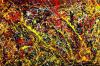 Abstract Expressionism: Paint Like Jackson Pollock