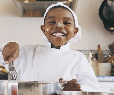 Kids Cook: Holiday Treats