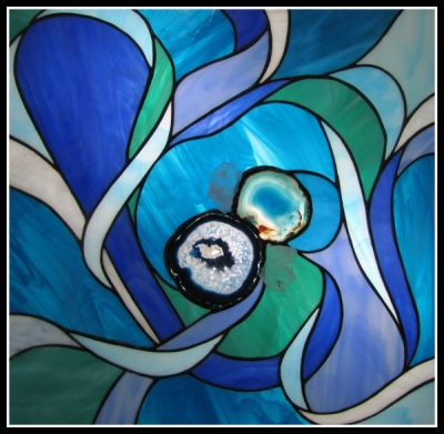 Stained Glass Design - Tiffany Style: Ages 15+