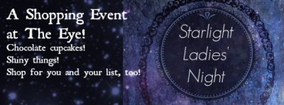 Starlight Ladies' Night Shopping Event at The Eye