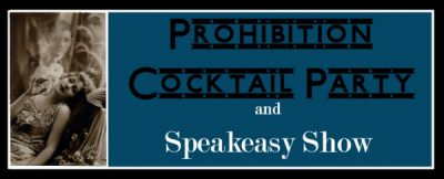 Prohibition Cocktail Party