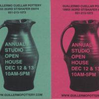 Annual Studio Open House