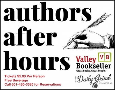Authors After Hours - Beth Dooley & BJ Carpenter