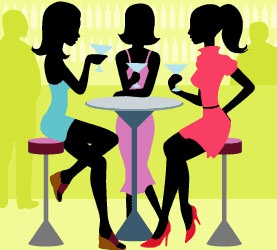ultimate girls night out in afton presented by afton area business rh stcroixsplash org Girl Clip Art Parents Night Out Clip Art