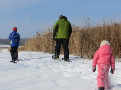 Learn to Snowshoe - Kinnickinnick County Forest