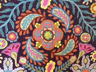 Hooked Up: Creating Art with Wool - One Loop at A ...