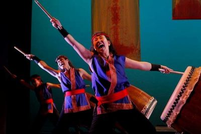 Mu Daiko - Taiko Drumming