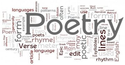 National Poetry Month Celebration