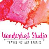 Wanderlust Studio Paint & Sip at Rafter's