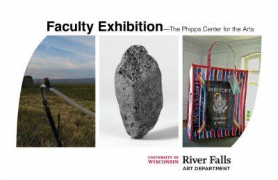UW-River Falls Faculty Exhibition