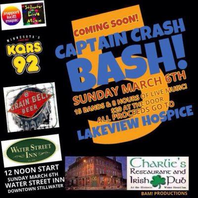 Captain Crash Bash