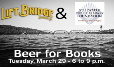 SPLF Beer for Books