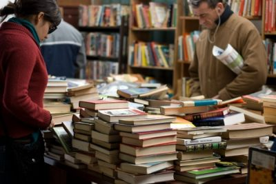 Spring Used Book Sale at Stillwater Public Library