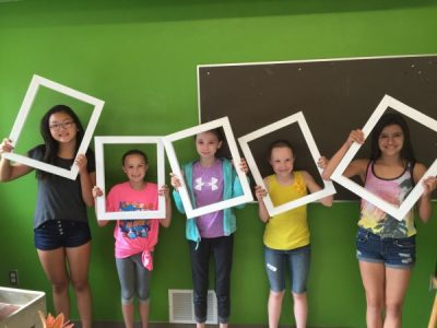 Recycled Gems: Ages 8-14