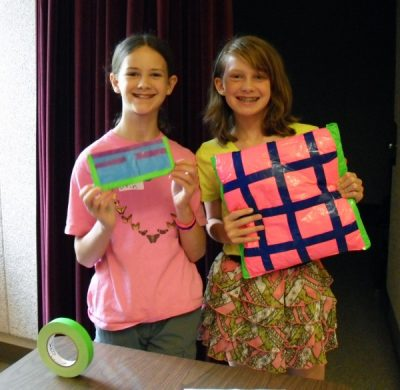 Weave a Purse or Bag: Ages 7-16