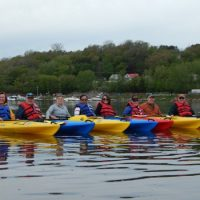 History and Wildlife Kayak Tours
