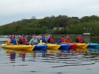 History and Wildlife Kayak Tours