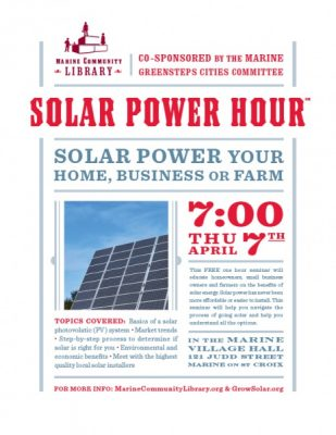Solar Power Hour