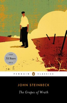 """Cli-Fi Book Club in Stillwater: """"The Grapes of Wrath"""" by John Steinbeck"""