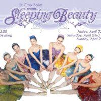 St. Croix Ballet Presents Sleeping Beauty