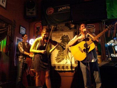 Live Irish Music: Broken Spoke